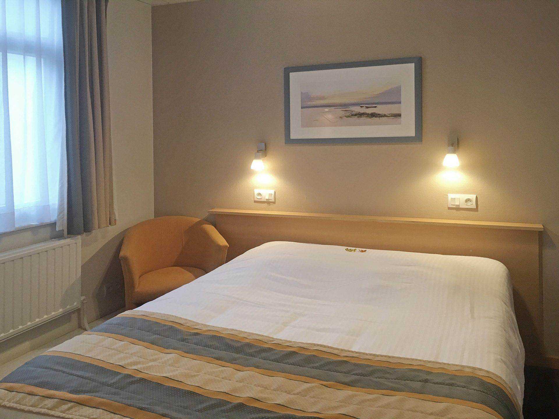 Comfort single room - Hotel Du Commerce