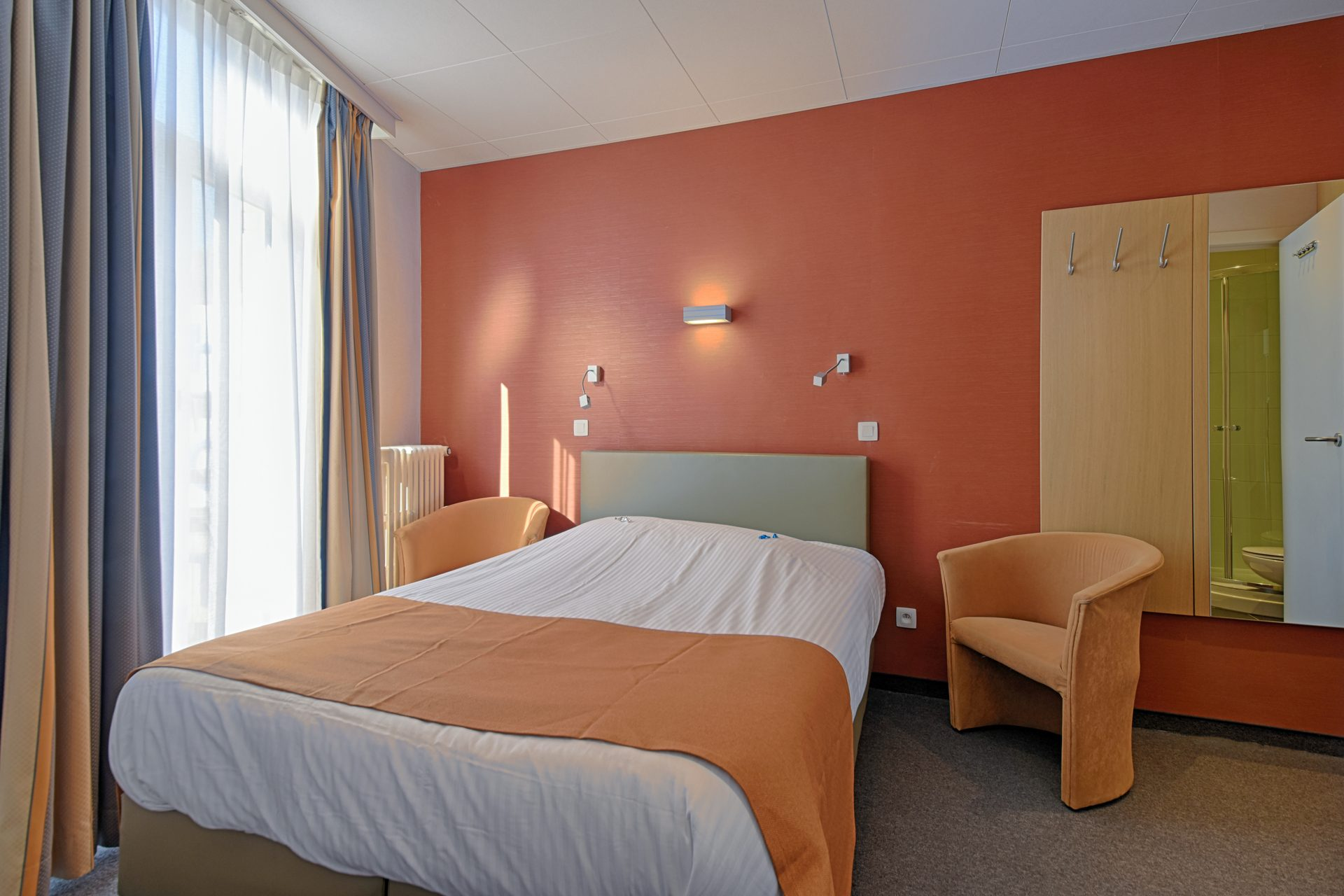 Comfort Family room – 4 persons - Hotel Du Commerce
