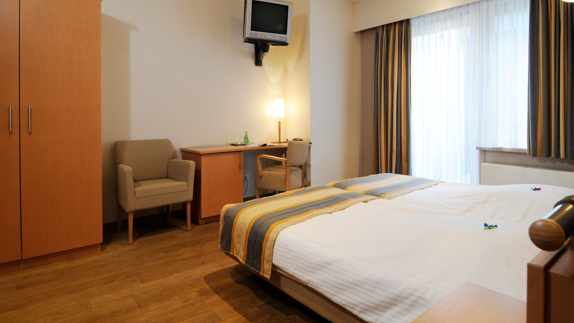 Premium double room - Hotel Du Commerce